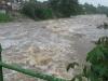 Las intensas lluvias registradas en Sancti Spíritus durante los últimos días han dejado un favorable saldo al panorama hidráulico del territorio. (foto: Vicente Brito)