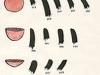 Perfiles bordes de vasijas cerámica L. Damas II. Dentro de los sitios arqueológicos de Cabaiguán este es el único que permanece sin alteración antrópica. Se localiza hacia el interior de la sierra de Las Damas, en la base de un farallón ubicado hacia el noroeste del charco de La Herradura