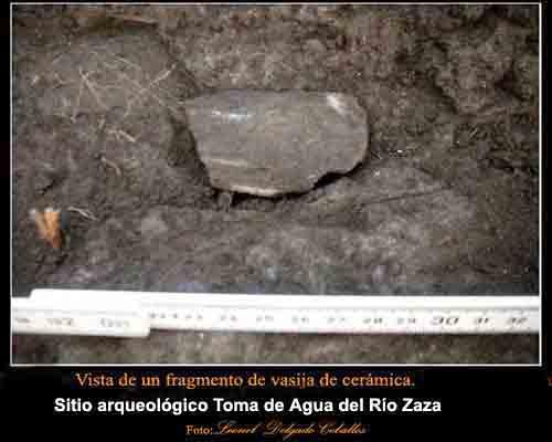 Un significativo volumen de investigaciones hace que el yacimiento aborigenToma de Aguase considere uno de los más conocidos de la región arqueológica de Sancti Spíritus.