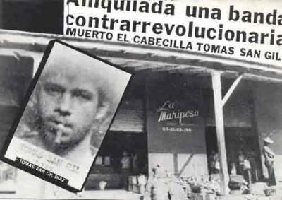 """La horma de Tomás """"San Gil"""""""