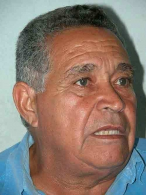 Ronald Linares Peraza, jefe de la primera compañía