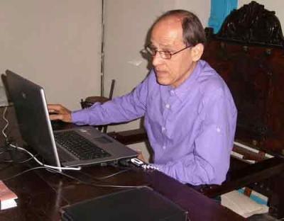 Doctor Ercilio Vento Canosa. Foto: Gisselle Morales