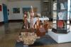 Tradiciones trinitarias. Miembros de la Asociación Cubana de Artesanos Artistas se dan cita por estos días en la Galería de Arte Benito Ortiz Borrell, Trinidad.