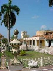Según se ha podido cotejar en las fuentes originarias, ya en 1518, cuatro años después de la fundación de Trinidad, existían en su demarcación 60 ó 70 familias españolas.
