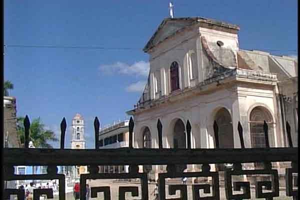 La Trinidad fue el nombre escogido para designar la tercera villa fundada en Cuba. Su establecimiento corresponde al año 1514.