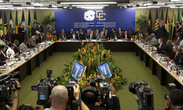 Inaugurada IV cumbre Cuba-Caricom en Trinidad y Tobago