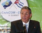 Raúl Castro: Un Caribe unido y solidario es nuestro único camino