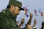 Presentan en Rosario libro con Reflexiones de Fidel Castro