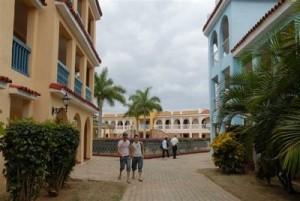 Hotel Brisas Trinidad del Mar.