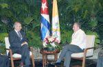 Cuba: Expresa Raúl Castro beneplácito por visita del Papa a la isla