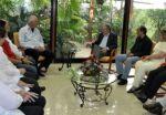 Reitera Raúl solidaridad de Cuba con Venezuela