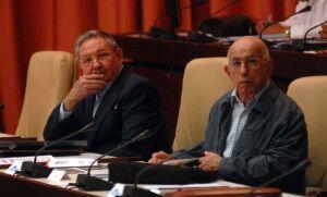 Cuba: Sesiona Asamblea Nacional con la presencia de Raúl Castro