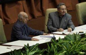 Cuba: Preside Raul Castro sesion final de la Conferencia del PCC