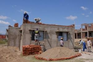 La provincia debe ejecutar más de 2 000 viviendas este año.