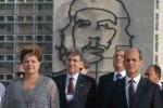 Dilma Rousseff ha cumplido una intensa agenda en La Habana.