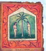 Pintura de Hermes Entenza