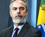 Canciller de Brasil Antonio Patriota