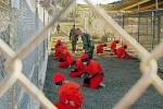 Cárcel de Estados Unidos en la ilegal base de Guantánamo.