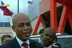 Michell Martelly, presidente de Haití.