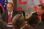Chávez inauguró la primera sesión de la XI cumbre del ALBA.