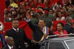 Chávez encabezó los actos en conmemoración por la rebelión cívico militar en 1992.