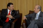 Los titulares de los Parlamentos de Paraguay y Cuba se reunieron en La Habana.