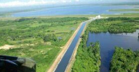 La reparación del Canal Magistral de la presa Zaza prevé la búsqueda de variantes para abastecer al CAI arrocero Sur del Jíbaro y otros consumidores de la zona.