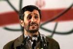 Presidente Mahmoud Ahmadinejad.