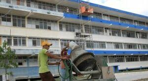 Ya se trabaja en el rescate de  otras 10 salas en el Hospital  Provincial Camilo Cienfuegos