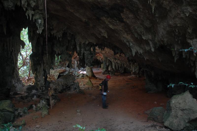 Cueva de los Chivos