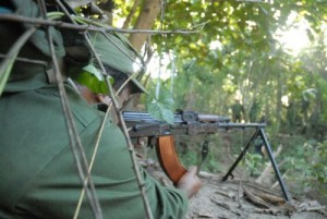 El programa busca fortalecer la invulnerabilidad militar del territorio.