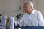 El intelectual jamaicano Keith Ellis fortaleció la presencia del tema caribeño en la Feria.