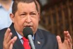 Chávez agradeció la solidaridad del pueblo venezolano.