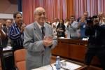 Juan Escalona Reguera recibió el Premio Nacional de Ciencias Jurídicas.