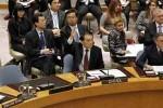 China aboga por propiciar una solución política a la crisis siria.