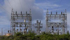 El endeble esquema eléctrico de la provincia se sustentaba anteriormente en la estación de 110 kV de Tuinucú.