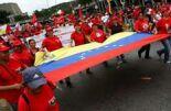 Venezuela: Jóvenes marchan en respaldo al proceso revolucionario