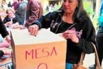 Análisis de la votación en algunas regiones evidencian numerosas irregularidades.