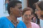 Zuleica participó en Sancti Spíritus en la entrega de los premios del concurso Cartas de Amor.