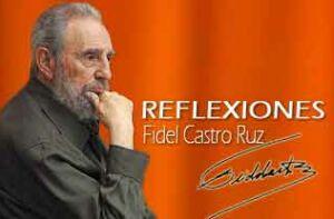 Estados Unidos está a punto de cometer y conducir el mundo al mayor error de su historia, expresa Fidel.