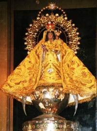 La Virgen de la Caridad del Cobre es venerada por muchos cubanos