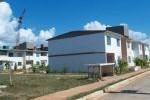 Las viviendas de Casilda favorecieron a decenas de familias trinitarias.