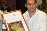 Enrique Ojito, nuevamente Premio Nacional de Periodismo.
