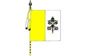 Bandera pontificia o de la Ciudad del Vaticano