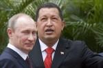 Chávez felicitó a Putin por su triunfo en los comicios presidenciales.