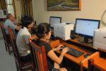 Estudiantes cubanos y extranjeros, así como profesionales, figuran entre los usuarios de los nuevos servicios.