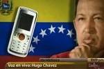 Chávez saludó al pueblo venezolanos a quien agradeció que se preocupara por su salud.