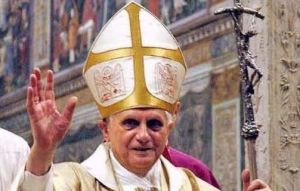 Benedicto XVI fue elegido Papa el 19 de abril de 2005.