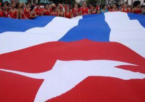 Convocan al pueblo de Cuba a participar en la jornada nacional por el Primero de Mayo.