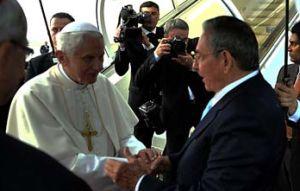 """""""Cuba ha tenido como su principal objetivo la dignidad plena del ser humano"""", apuntó Raúl."""
